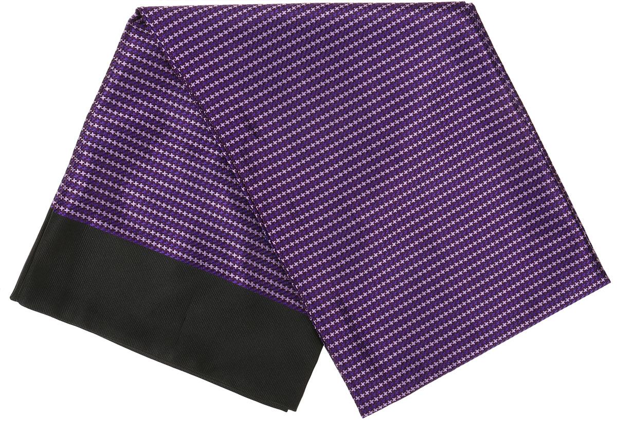 ШарфRo02G138-2981-14Стильный шарф Vittorio Richi изготовлен из полиэстера и шелка. Двусторонний текстильный шарф оформлен мелким рисунком. Края выполнены из однотонной ткани.