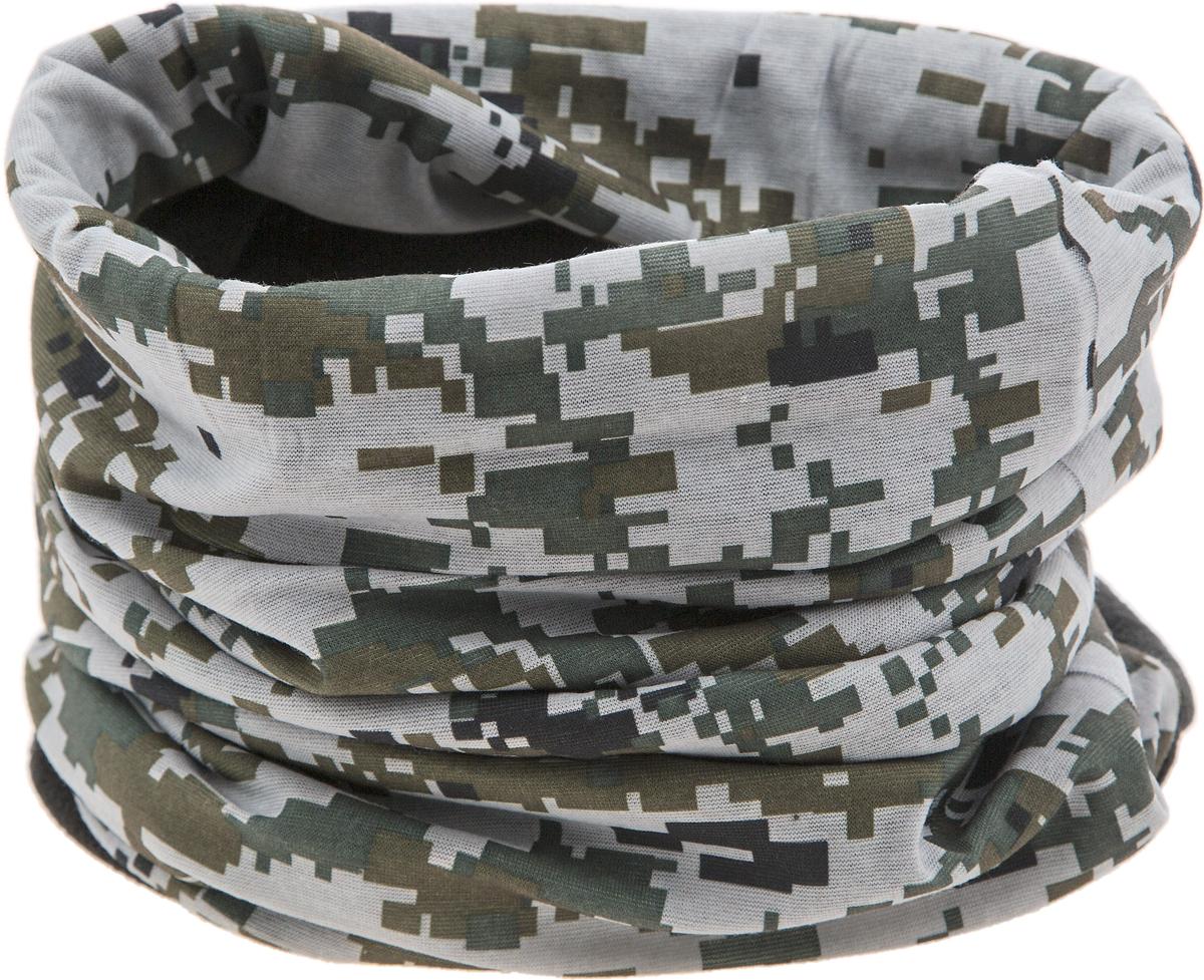 ШарфWL - 08Мультишарфы можно встретить под разными названиями: мультишарф, мультибандана, платок трансформер, Baff, но вне зависимости от того, как Вы назовете этот аксессуар, его уникальные возможности останутся неизменными. Вы с легкостью и удобством можете одеть этот мультишарф на голову и шею 12 различными способами. В сильные морозы, пронизывающий ветер или пыльную бурю - с мультишарфом Вы будете готовы к любым капризам природы. Авторская работа.