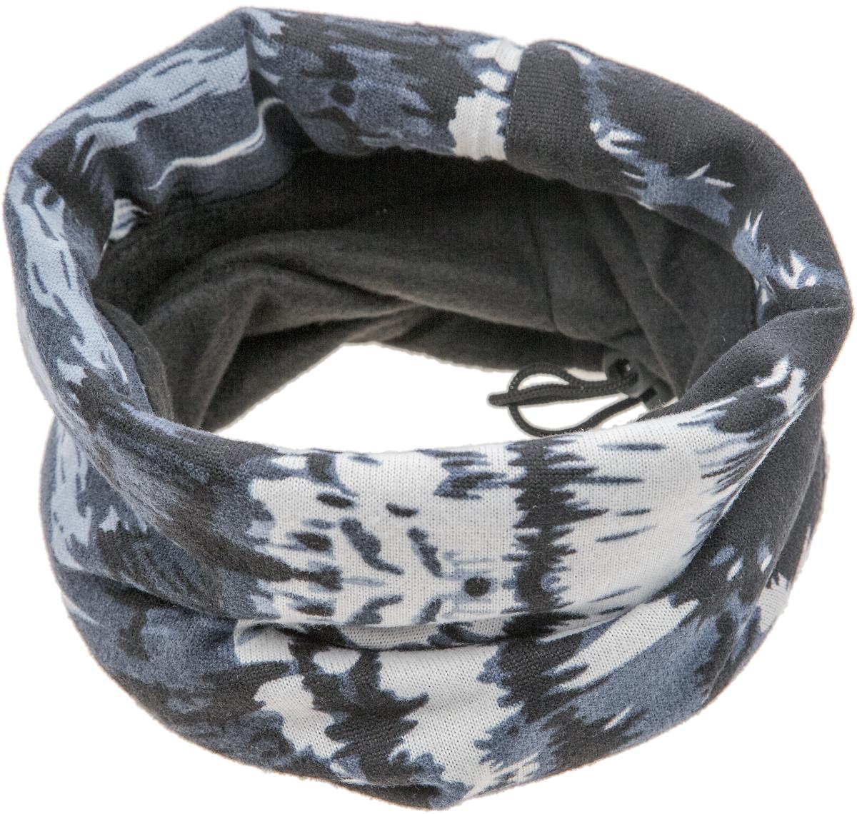 ШарфW - 30Мультишарфы можно встретить под разными названиями: мультишарф, мультибандана, платок трансформер, Baff, но вне зависимости от того, как Вы назовете этот аксессуар, его уникальные возможности останутся неизменными. Вы с легкостью и удобством можете одеть этот мультишарф на голову и шею 12 различными способами. В сильные морозы, пронизывающий ветер или пыльную бурю - с мультишарфом Вы будете готовы к любым капризам природы. Авторская работа.