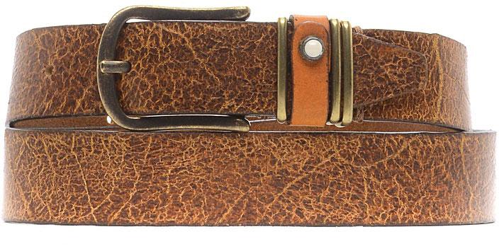 РеменьW0A75UM81Стильный широкий ремень Wrangler выполнен из натуральной кожи. Пряжка, с помощью которой регулируется длина ремня, выполнена из качественного металла.