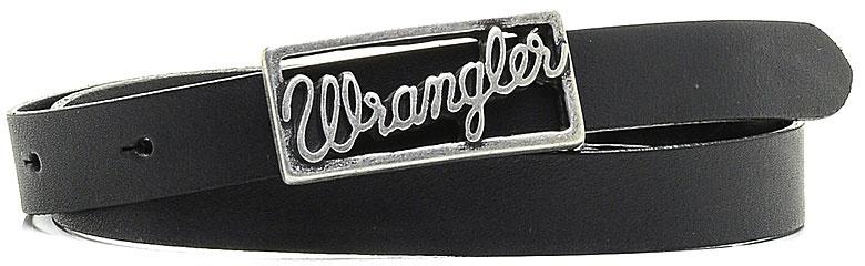 РеменьW0A76US01Стильный ремень Wrangler выполнен из натуральной кожи. Прямоугольная пряжка, с помощью которой регулируется длина ремня, выполнена из металла и оформлена гравированной надписью с названием бренда.