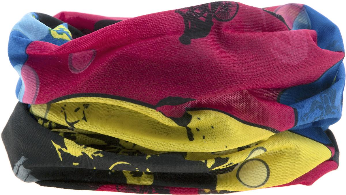 Шарф15-36Мультишарфы можно встретить под разными названиями: мультишарф, мультибандана, платок трансформер, Baff, но вне зависимости от того, как Вы назовете этот аксессуар, его уникальные возможности останутся неизменными. Вы с легкостью и удобством можете одеть этот мультишарф на голову и шею 12 различными способами. В сильные морозы, пронизывающий ветер или пыльную бурю - с мультишарфом Вы будете готовы к любым капризам природы. Авторская работа.