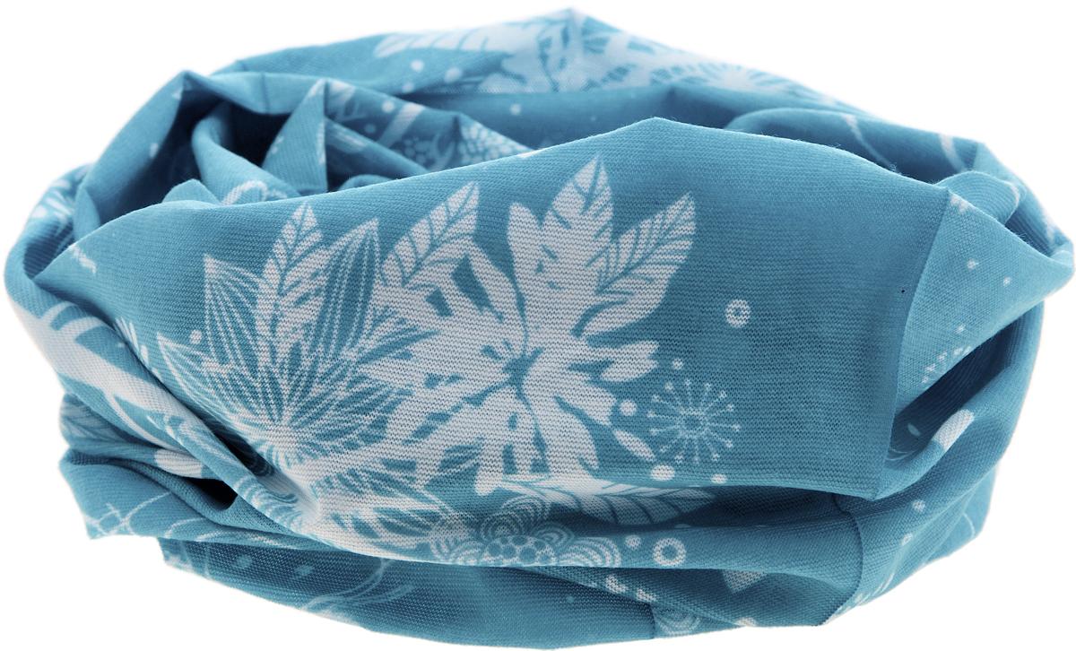 Шарф17-14Мультишарфы можно встретить под разными названиями: мультишарф, мультибандана, платок трансформер, Baff, но вне зависимости от того, как Вы назовете этот аксессуар, его уникальные возможности останутся неизменными. Вы с легкостью и удобством можете одеть этот мультишарф на голову и шею 12 различными способами. В сильные морозы, пронизывающий ветер или пыльную бурю - с мультишарфом Вы будете готовы к любым капризам природы. Авторская работа.