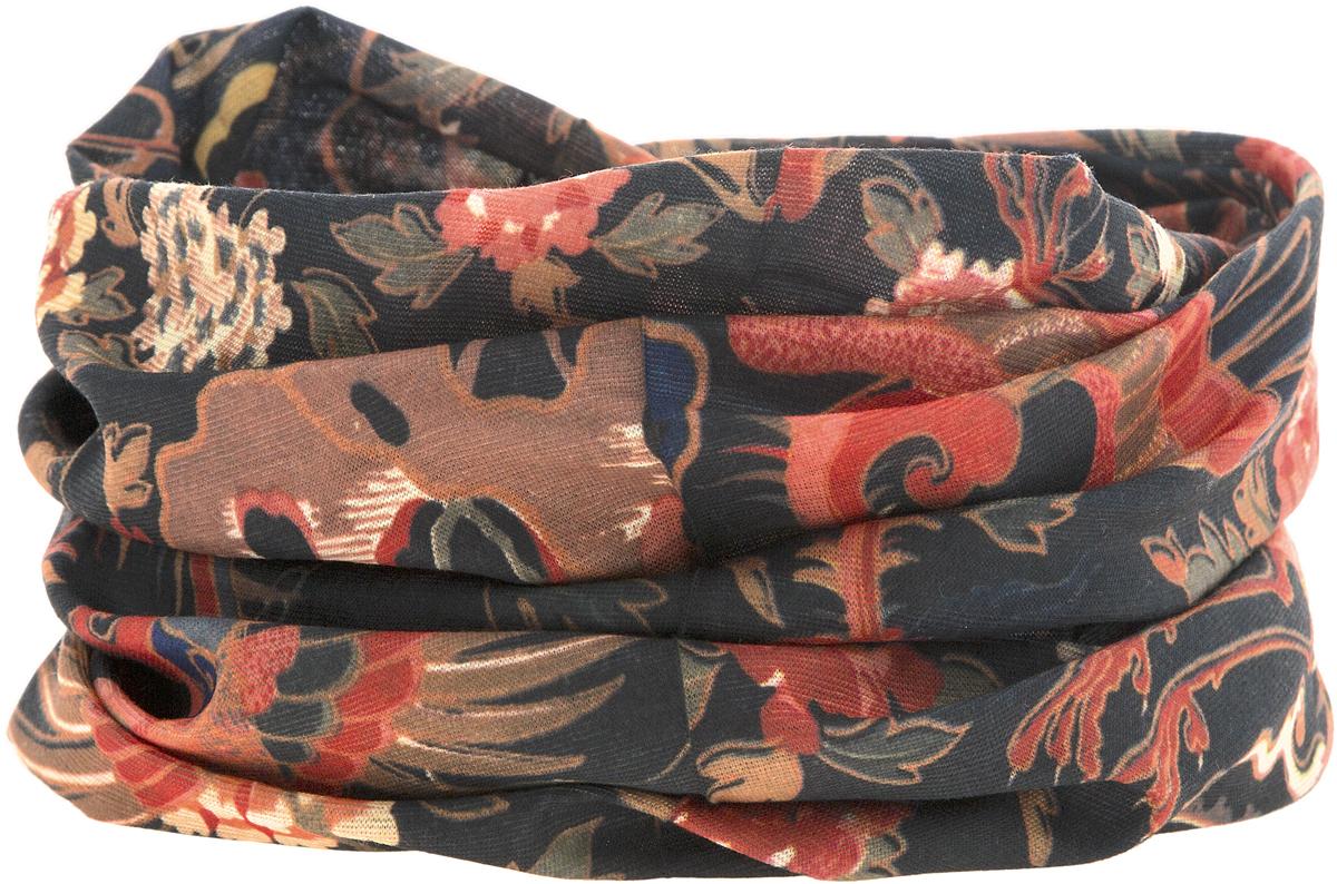 Шарф17-49Мультишарфы можно встретить под разными названиями: мультишарф, мультибандана, платок трансформер, Baff, но вне зависимости от того, как Вы назовете этот аксессуар, его уникальные возможности останутся неизменными. Вы с легкостью и удобством можете одеть этот мультишарф на голову и шею 12 различными способами. В сильные морозы, пронизывающий ветер или пыльную бурю - с мультишарфом Вы будете готовы к любым капризам природы. Авторская работа.