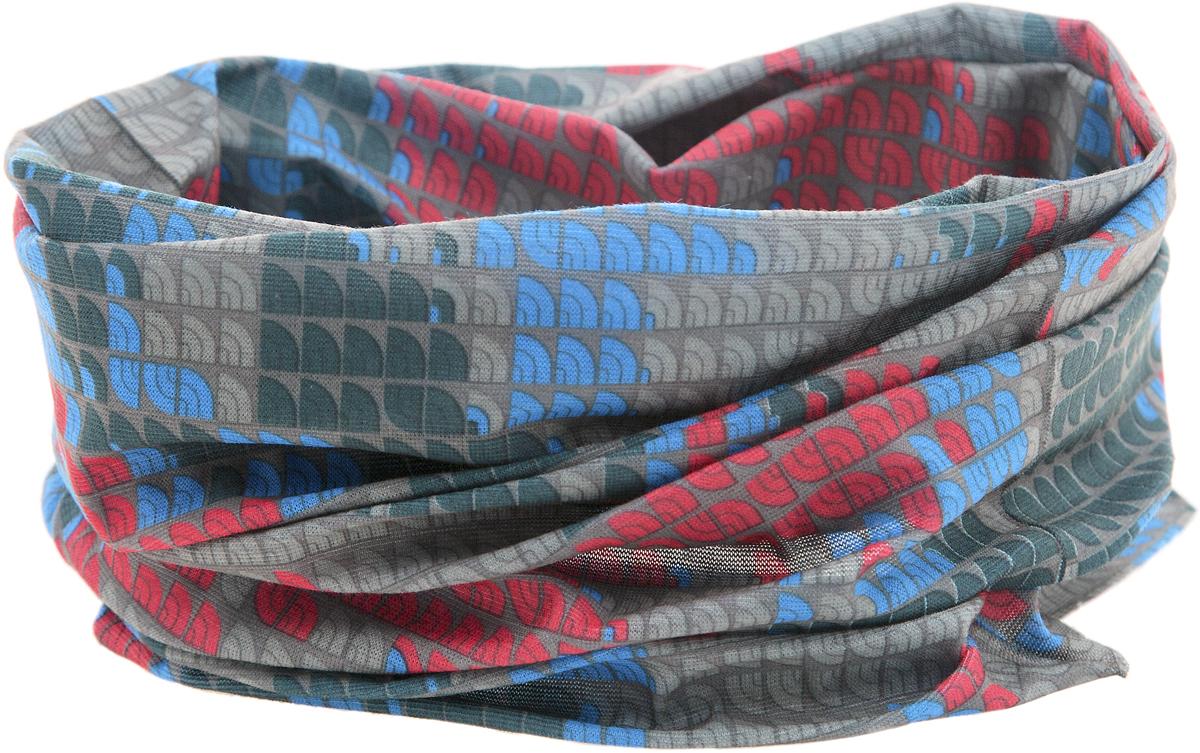 Шарф15-30Мультишарфы можно встретить под разными названиями: мультишарф, мультибандана, платок трансформер, Baff, но вне зависимости от того, как Вы назовете этот аксессуар, его уникальные возможности останутся неизменными. Вы с легкостью и удобством можете одеть этот мультишарф на голову и шею 12 различными способами. В сильные морозы, пронизывающий ветер или пыльную бурю - с мультишарфом Вы будете готовы к любым капризам природы. Авторская работа.
