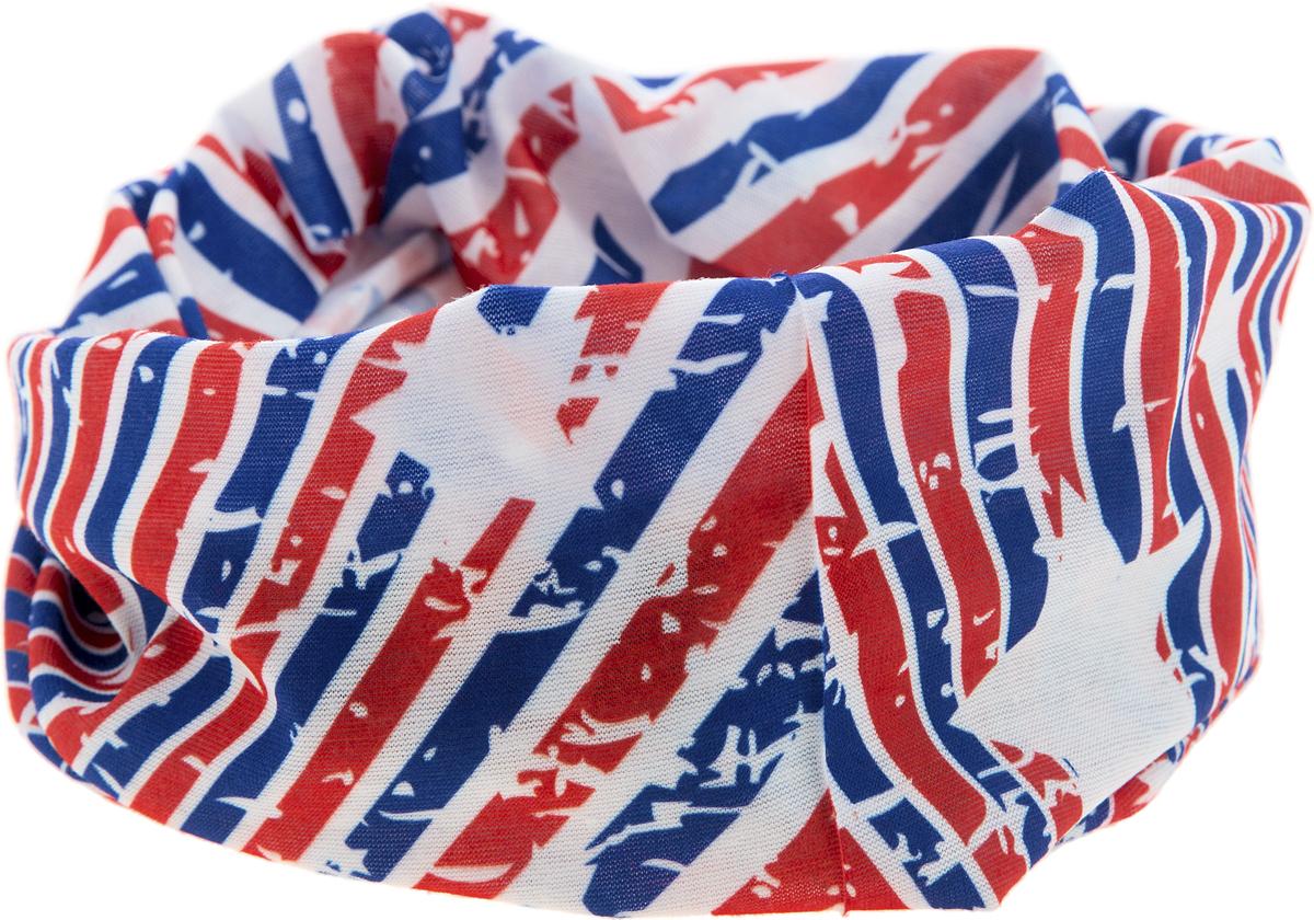 Шарф17-23Мультишарфы можно встретить под разными названиями: мультишарф, мультибандана, платок трансформер, Baff, но вне зависимости от того, как Вы назовете этот аксессуар, его уникальные возможности останутся неизменными. Вы с легкостью и удобством можете одеть этот мультишарф на голову и шею 12 различными способами. В сильные морозы, пронизывающий ветер или пыльную бурю - с мультишарфом Вы будете готовы к любым капризам природы. Авторская работа.