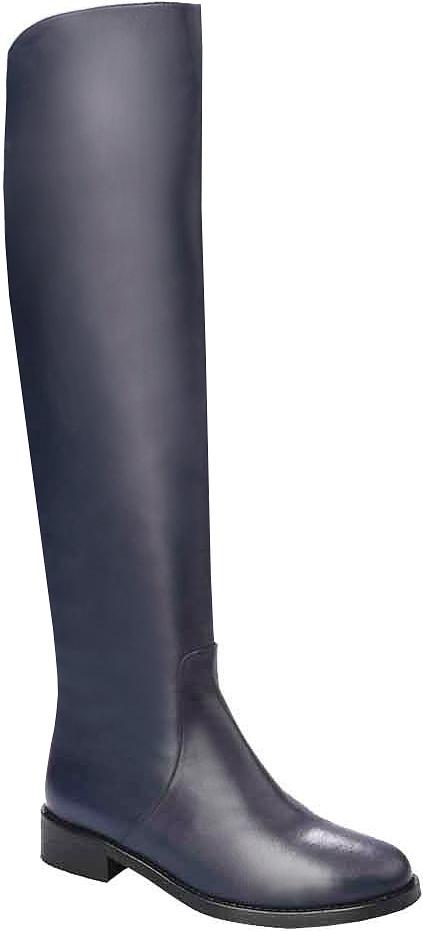 Сапоги90092Стильные женские сапоги от Vitacci займут достойное место в вашем гардеробе. Модель выполнена из качественной натуральной кожи. Сапоги застегиваются на короткую молнию. Подкладка и стелька из байки защитят ноги от холода и обеспечат комфорт. Широкий низкий каблук и подошва из термополиуретана обеспечивает отличное сцепление на любой поверхности. Модные сапоги займут достойное место среди вашей коллекции обуви.