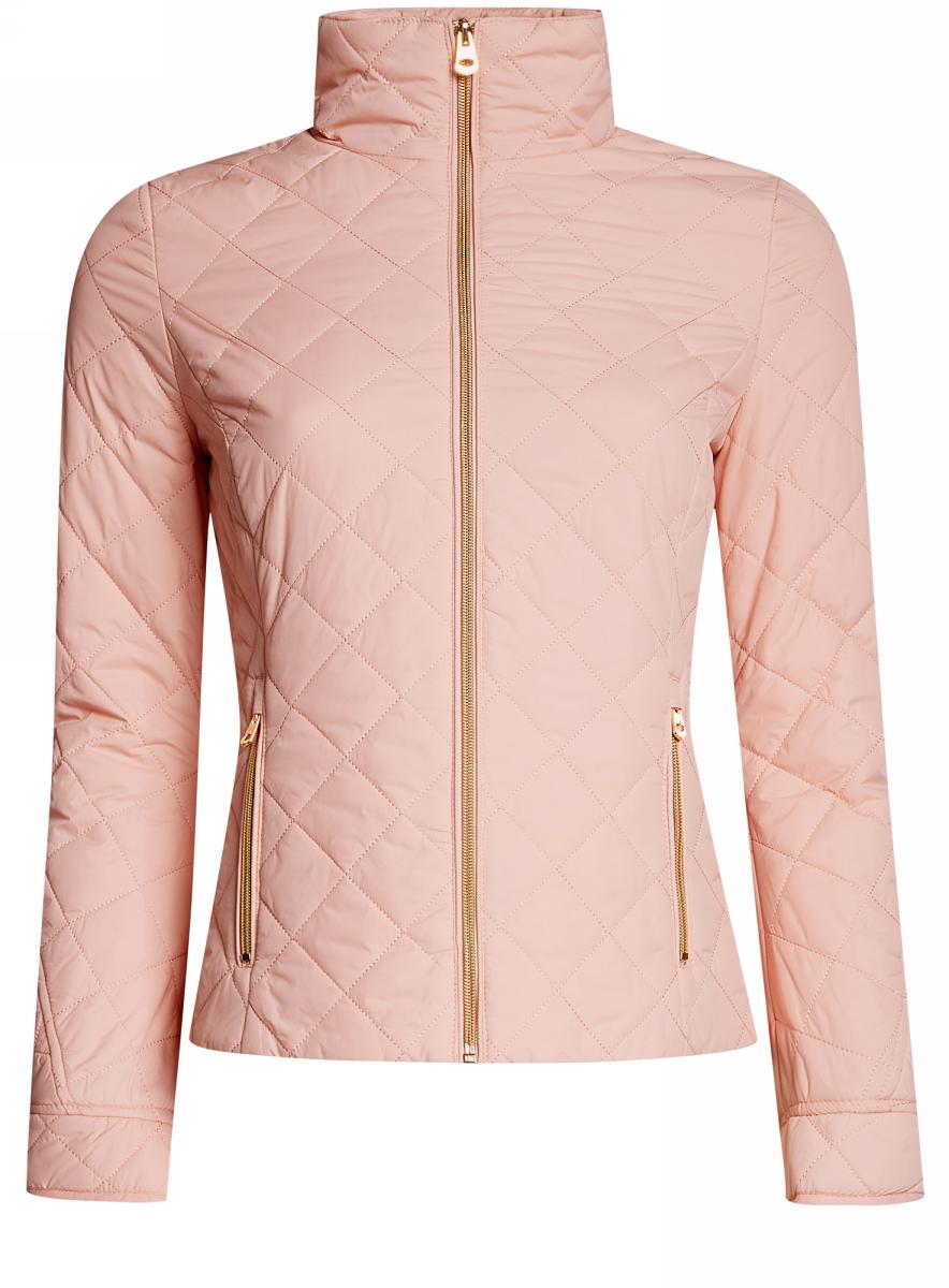 Куртка10204051/33744/5000NКуртка стеганая с воротником-стойкой