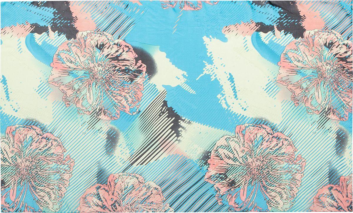 ПалантинKA02-8142Палантин Eleganzza изготовлен из шелка. Изделие оформлено принтом. Этот модный аксессуар гармонично дополнит образ современной женщины, следящей за своим имиджем и стремящейся всегда оставаться стильной и элегантной.