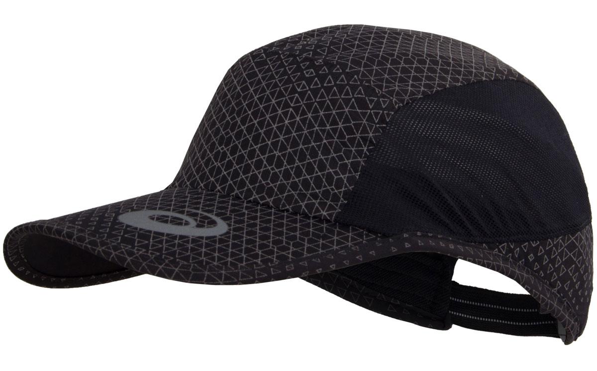 Бейсболка142210-0904Стильная бейсболка Asics Performance Lyte Cap выполнена из полиэстера. Такая модель отлично защитит ваши глаза от солнца. Сетчатые вставки и дышащий материал предохраняют голову от перегрева. Бейсболка оформлена фирменным логотипом Asics из светоотражающего материала. Такая бейсболка станет отличным аксессуаром для занятий спортом и активного отдыха.
