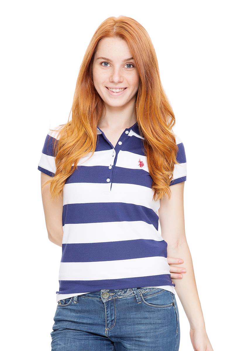 ПолоG082GL0110GUNDA-IY06Стильная футболка-поло с короткими рукавами и отложным воротником выполнена из натурального эластичного хлопка. На груди модель застегивается на пуговицы.