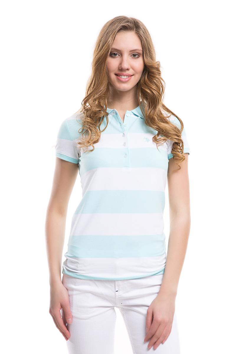 ПолоG082GL0110GUNDAСтильная футболка-поло с короткими рукавами и отложным воротником выполнена из натурального эластичного хлопка. На груди модель застегивается на пуговицы.