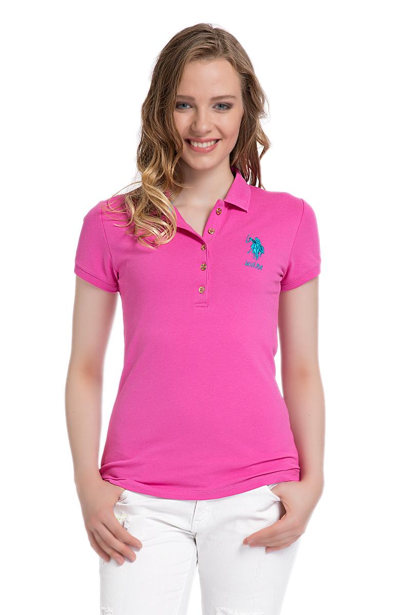 ПолоG082SZ0110MTS02IY06-011Стильная футболка-поло с короткими рукавами и отложным воротником выполнена из натурального эластичного хлопка. На груди модель застегивается на пуговицы.