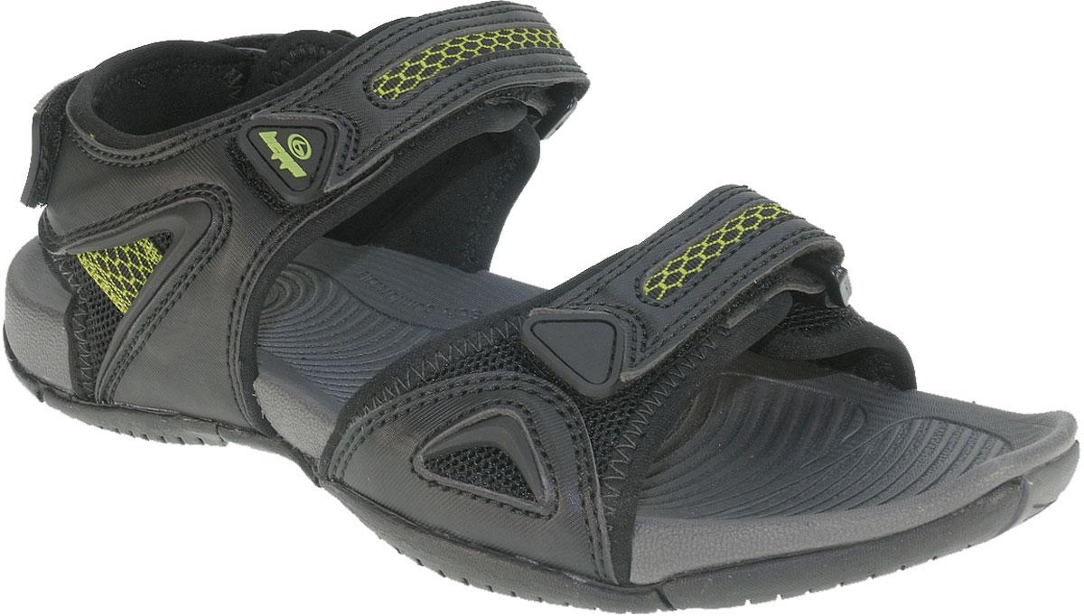 Сандалии2150300Модные мужские сандалии от Beppi выполнены искусственной кожи и текстиля. Внутренняя поверхность из текстиля не натирает. Рельефная поверхность верхней части подошвы комфортна при движении. Ремешки с застежками-липучками надежно зафиксируют модель на ноге. Основание подошвы дополнено рифлением.