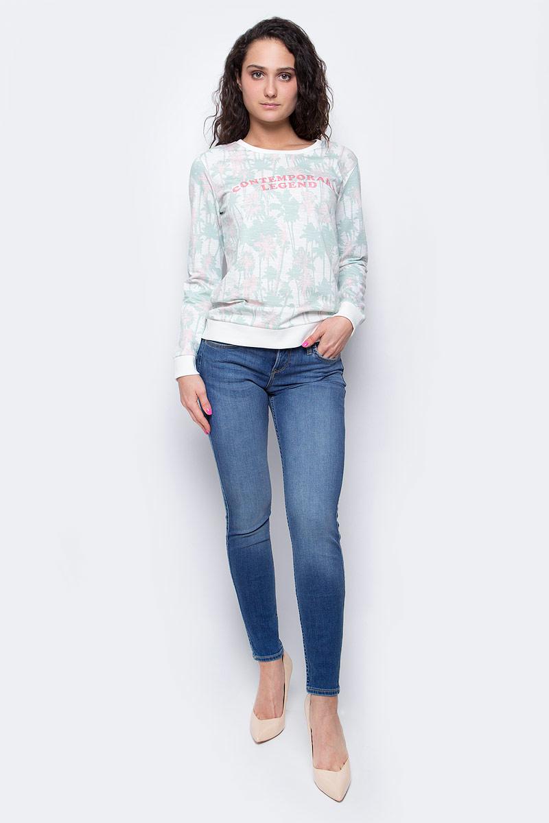 ДжинсыL426HAITЖенские джинсы Lee Scarlett Low выполнены из высококачественного эластичного хлопка с добавлением полиэстера. Джинсы-скинни заниженной посадки застегиваются на пуговицу в поясе и ширинку на застежке-молнии, дополнены шлевками для ремня. Джинсы имеют классический пятикарманный крой: спереди модель дополнена двумя втачными карманами и одним маленьким накладным кармашком, а сзади - двумя накладными карманами. Джинсы украшены декоративными потертостями.