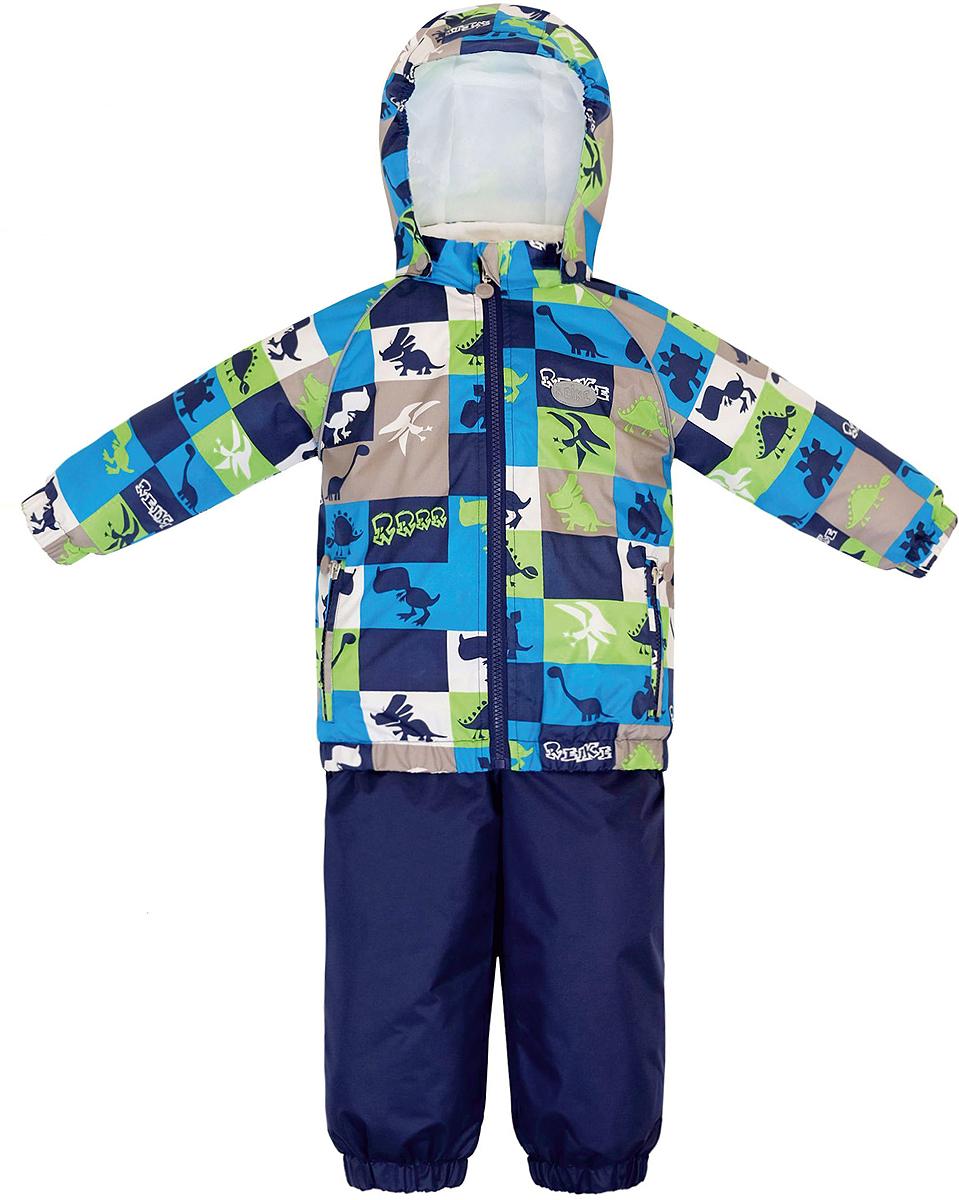 Комплект верхней одежды36 935 220_Dinos blue