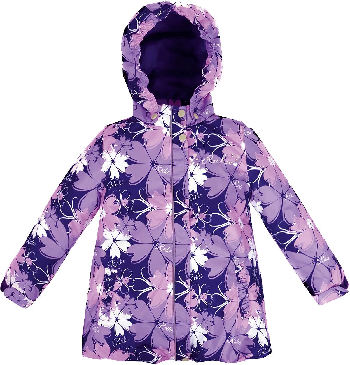 Плащ36 946 335_Cosmei violet