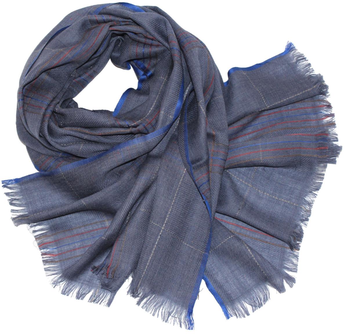 Палантин124450аЭффектный палантин Ethnica подчеркнет ваш неповторимый стиль. Изделие выполнено из шерсти с добавлением шелка и оформлено оригинальным принтом. Этот модный аксессуар гармонично дополнит ваш образ.