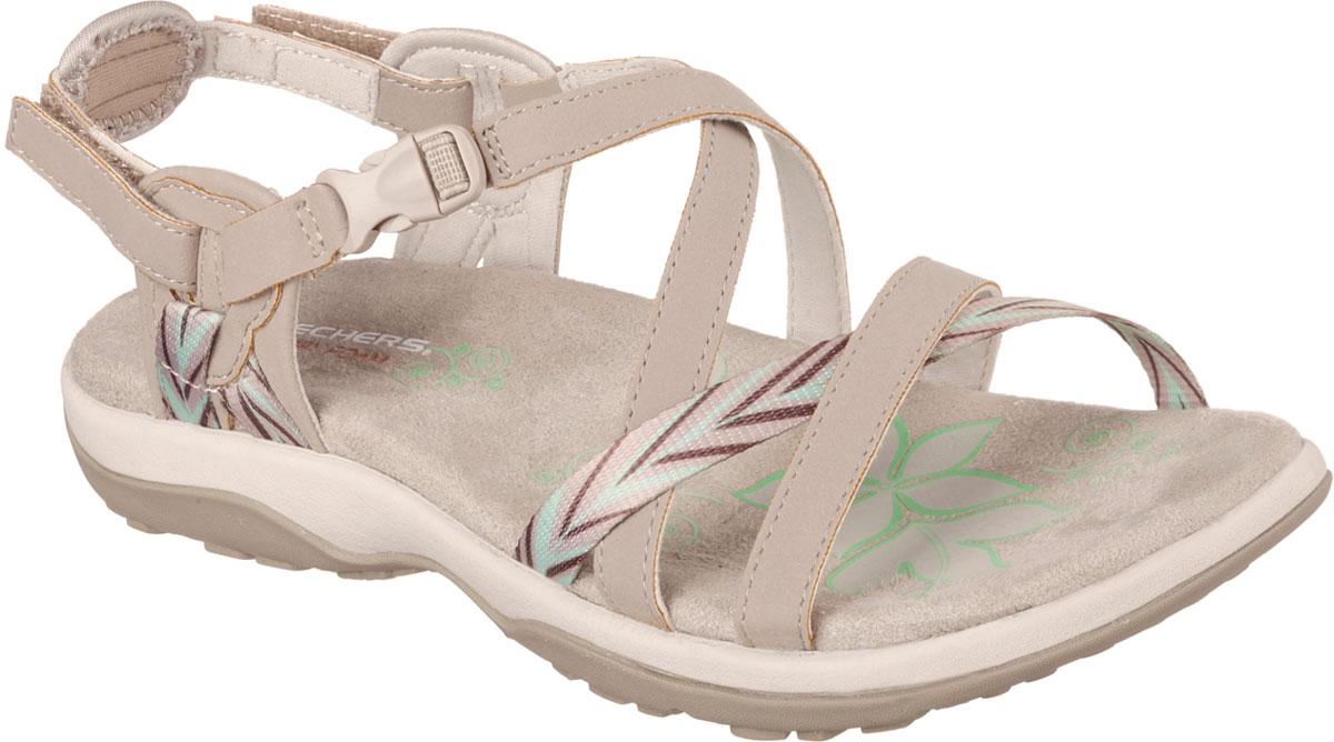Сандалии40780-TPEУдобные женские сандалии отлично подойдут для повседневной носки. Модель выполнена из плотного текстиля. Сандалии фиксируются благодаря липучкам. Подошва обеспечивает легкость и естественную свободу движений.
