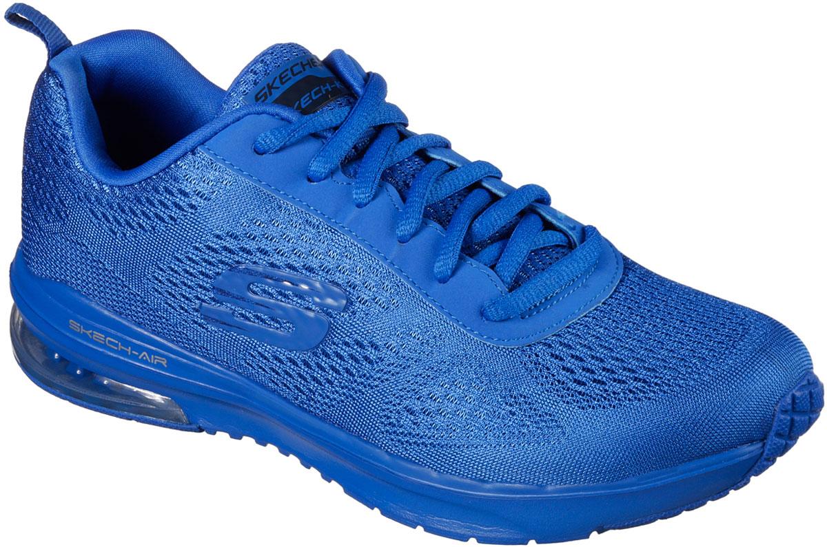 Кроссовки12176-BLUСтильные легкие женские кроссовки Skechers подходят как для занятий спортом, так и для повседневных прогулок. Верх модели выполнен из дышащего текстиля. Классическая шнуровка надежно зафиксирует модель на стопе. Внутренняя отделка исполнена из мягкого текстиля. Гибкая анатомическая подошва имеет рельефный протектор, который обеспечивает надежное сцепление с поверхностью. В таких кроссовках вашим ногам будет комфортно и уютно. Они подчеркнут ваш стиль и индивидуальность!