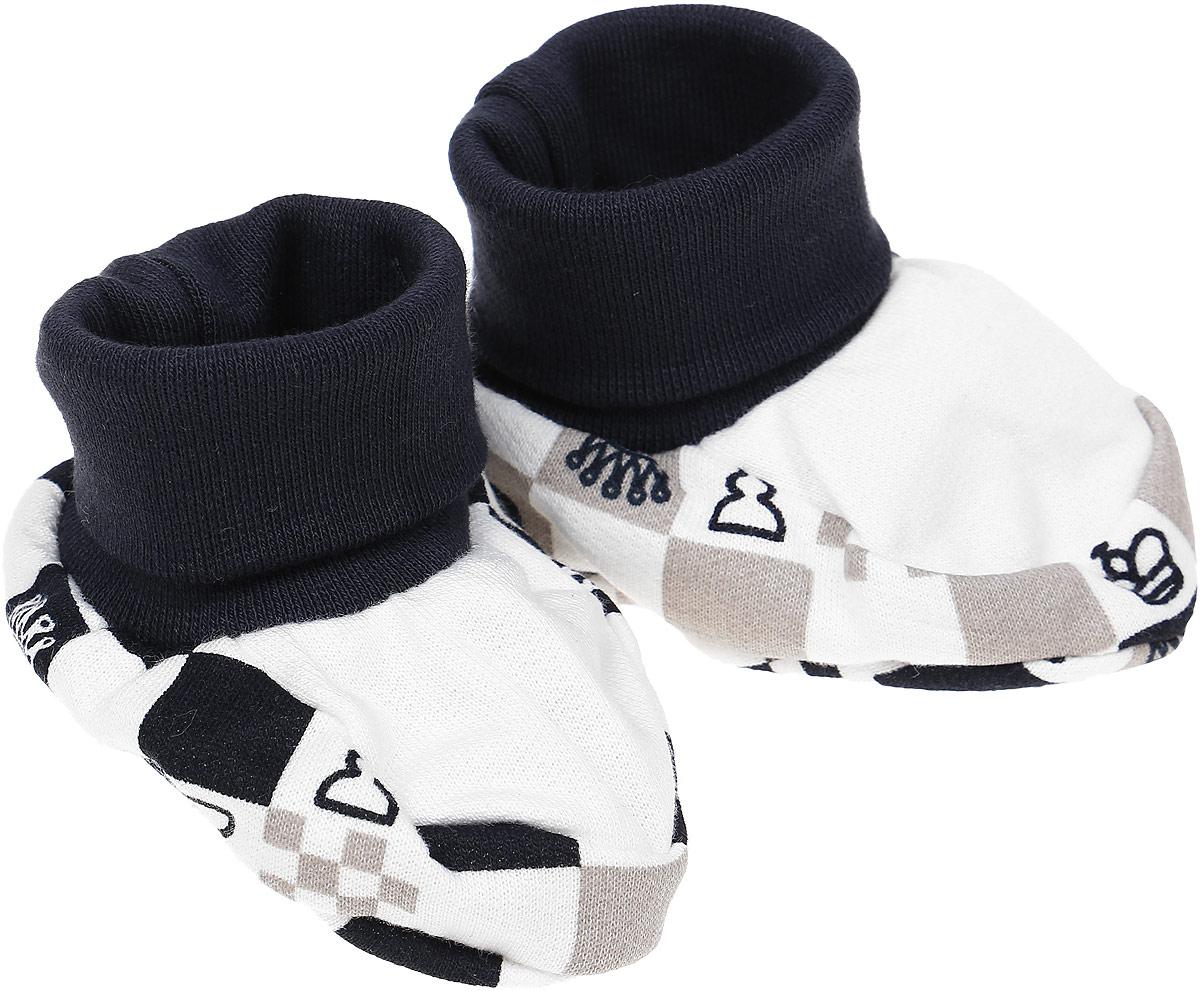 Пинетки29-29фПинетки Lucky Child изготовлены из натурального хлопка. Мягкие швы не раздражают нежную кожу ребенка. Широкая эластичная резинке не стягивают ножки. Внутри пинетки выполнены с небольшим начесом.