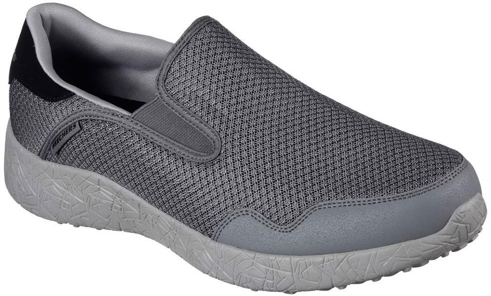 Кроссовки52112-CHARСтильные мужские кроссовки Skechers отлично подойдут для активного отдыха и повседневной носки. Верх модели выполнен из текстиля. Благодаря эластичным вставкам на подъеме кроссовки удобно надевать. Подошва обеспечивает легкость и естественную свободу движений. Мягкие и удобные, кроссовки превосходно подчеркнут ваш спортивный образ и подарят комфорт.