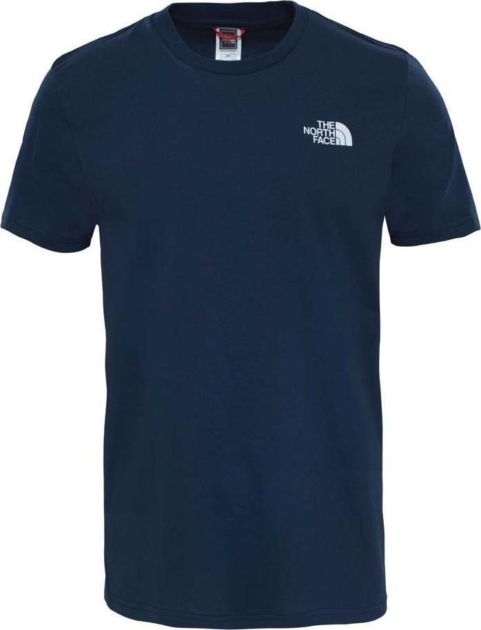 ФутболкаT92TX5M6SМужская футболка The North Face изготовлена из качественного натурального хлопка. Модель выполнена с круглой горловиной и короткими рукавами.
