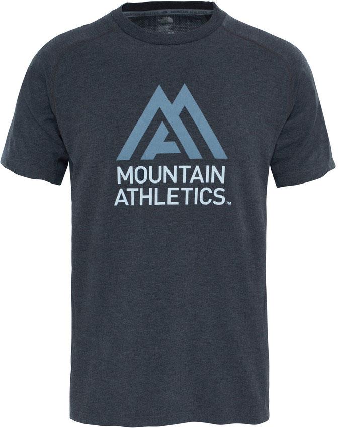 ФутболкаT92XL9DYZМужская футболка The North Face изготовлена из качественного смесового материала. Модель выполнена с круглой горловиной и короткими рукавами.