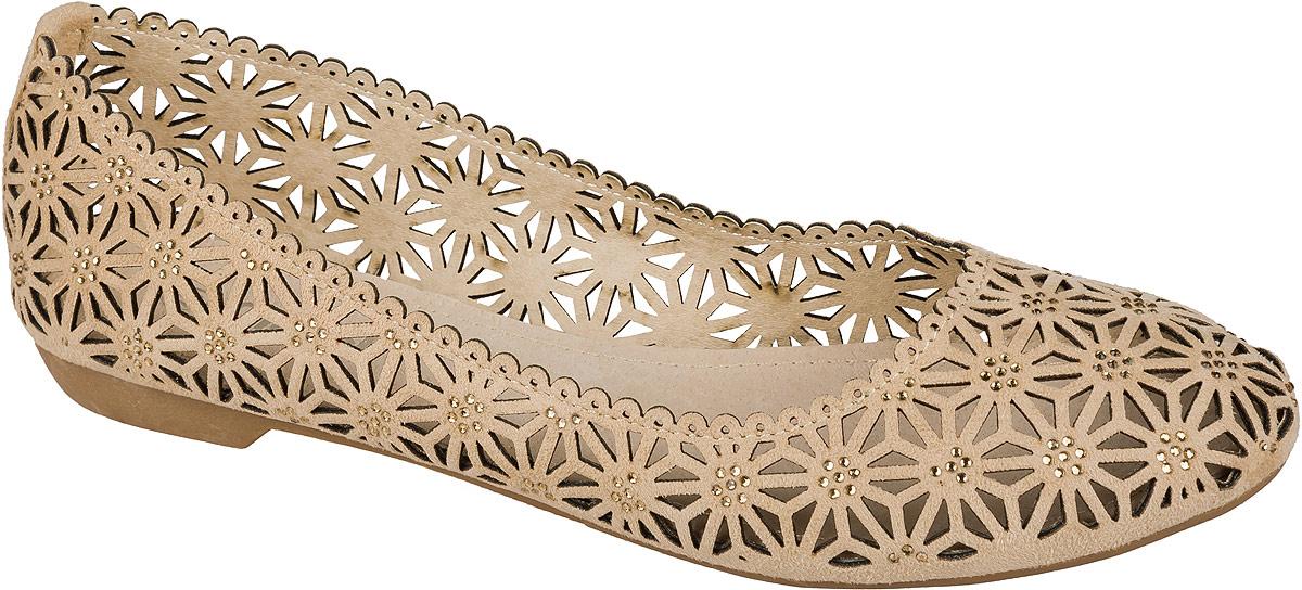 Туфли101541Стильные и удобные туфли для девочки Mursu выполнены из перфорированной искусственной кожи. Стелька из натуральной кожи придаст максимальный комфорт при движении. Туфли декорированы мелкими металлическими элементами.