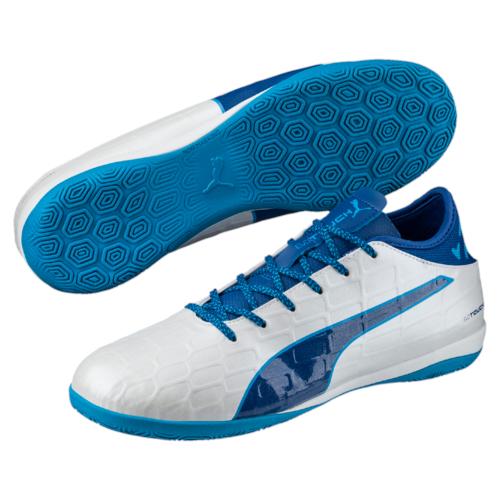 Кроссовки10375202Модель бутс evoTOUCH 3 сочетает комфорт и долговечность в носке благодаря использованию в качестве материала верха мягкой, но в то же время необыкновенно прочной и износостойкой искусственной кожи. Покупателям бутс evoTOUCH 3 PUMA предлагает специализированную обувь современного классического дизайна по доступной цене.