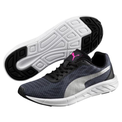 Кроссовки18905901Модель Meteor - это оптимальное соотношение ЦЕНЫ И КАЧЕСТВА. Сверхлегкой и эластичной беговой обуви придан модный и стильный дизайн благодаря использованию оригинальных материалов верха.