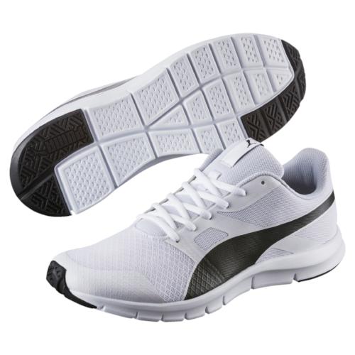 Кроссовки36058021В модели Flexracer сетчатый материал верха снабжен мягкими бесшовными вставками и накладками, что делает эту обувь мягкой, дышащей и отлично сидящей по ноге. Промежуточная подошва из амортизирующего этиленвинилацетата обеспечивает всё для того, чтобы ваша походка была легкой и упругой. Уличные кроссовки Flexracer прекрасно подходят для ежедневной носки.