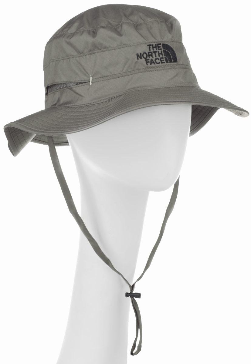ПанамаT0A6R0NXLThe North Face Buckets II Hat - легкая панами для путешествий на природе. Сетчатая подкладка и вентиляционные вставки предохраняют от перегрева. Имеется съемная стропа вокруг подбородка.