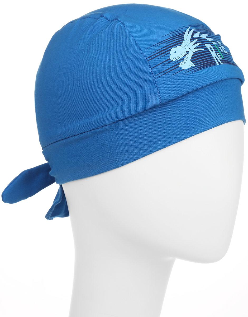 БанданаRKNSS17-DRG2_blueБандана для мальчика Reike Драконы, изготовленная из натурального хлопка, станет стильным аксессуаром во время прогулок и игр на свежем воздухе, защищая голову малыша от солнца и ветра. Бандана оформлена объемным принтом в стиле серии и фиксируется на голове широкими завязками. Уважаемые клиенты! Размер, доступный для заказа, является обхватом головы.