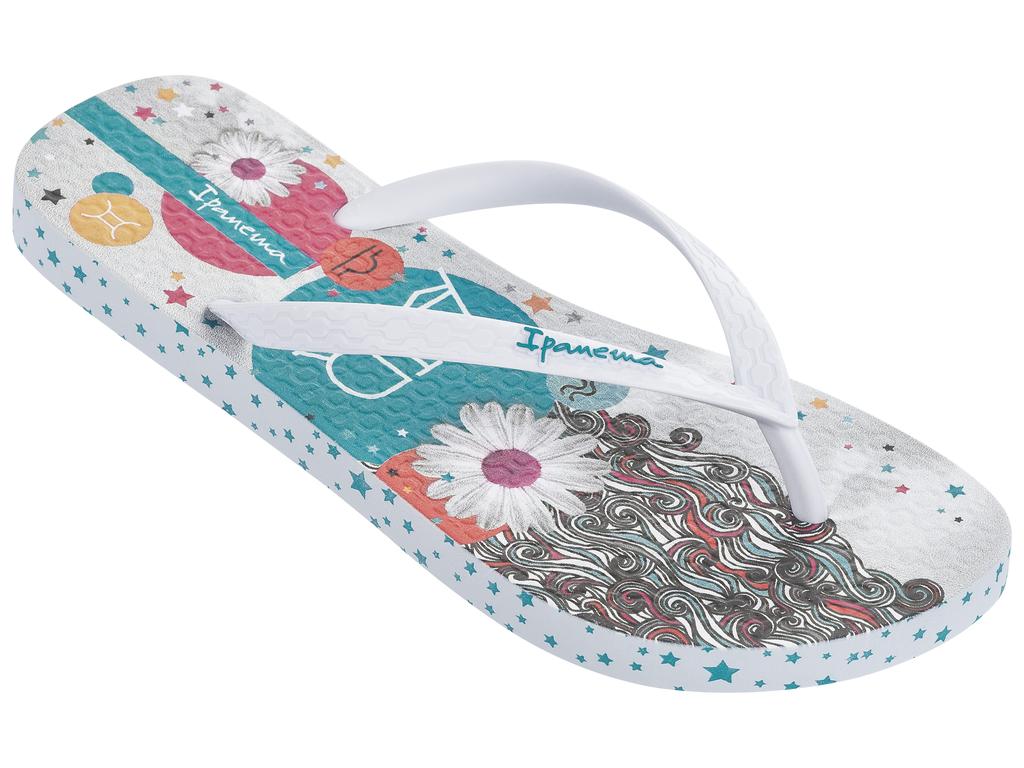 Сланцы82043-21552Красивые, яркие, женские пантолеты. Стелька украшена интересным принтом, логотипом фирмы. Верх-логотипом фирмы.