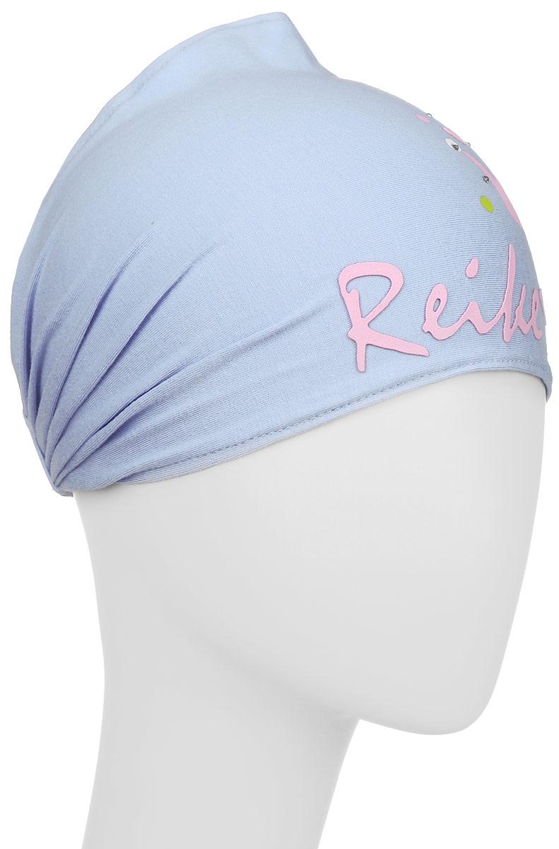 БанданаRKNSS17-CRN2 lilacПовязка на голову для девочки Reike Принцесса, изготовленная из натурального хлопка, отлично подойдет для жаркой погоды или для завершения образа юной модницы. Аксессуар защитит голову от ветра и солнца или возьмет на себя функцию ободка. Модель оформлена принтом в стиле серии и стразами и дополнена мягкой эластичной резинкой для фиксации на голове. Уважаемые клиенты! Размер, доступный для заказа, является обхватом головы.