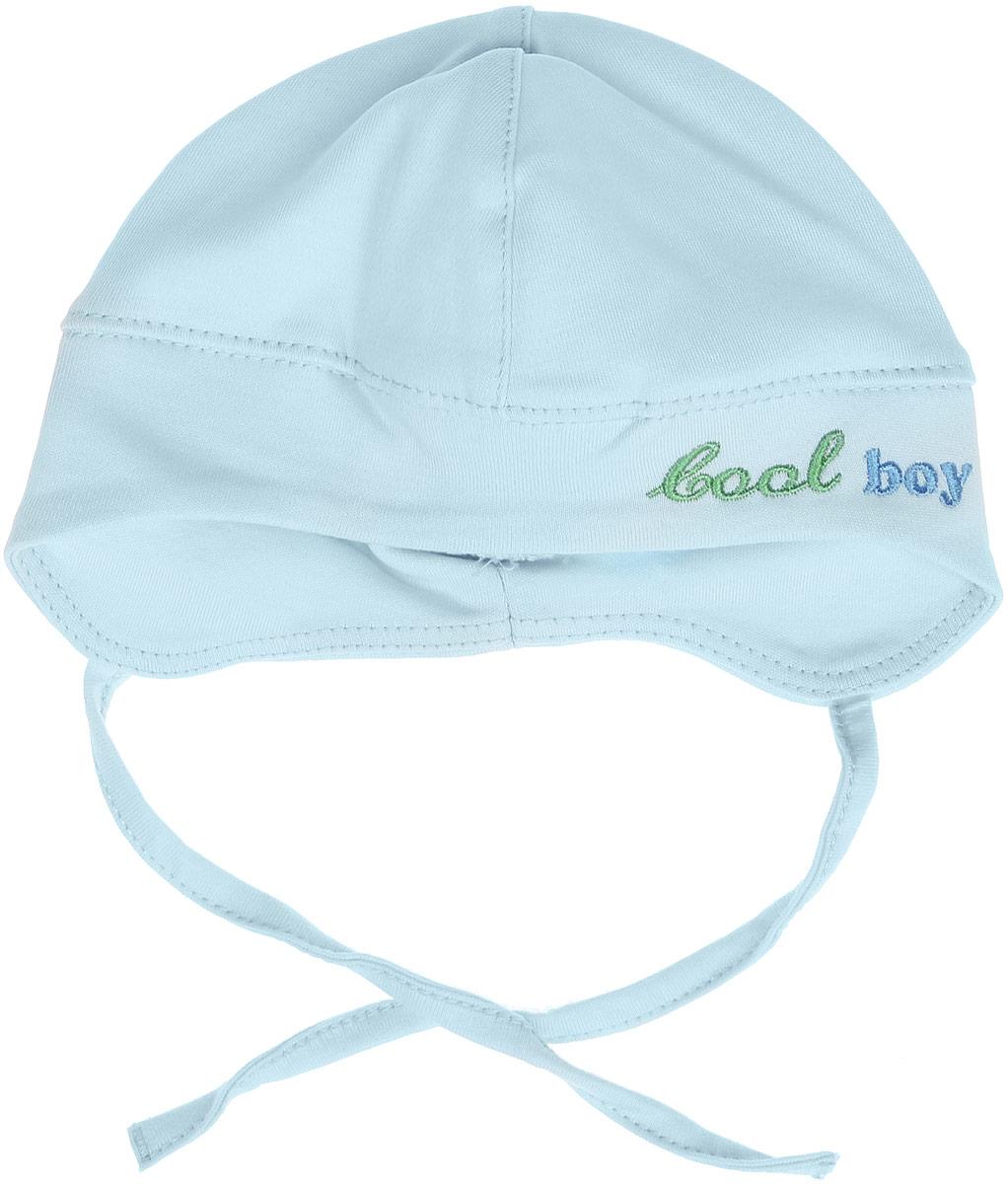 Шапка детскаяШП51И10Детская шапочка БЕМБІ изготовлена из натурального хлопка. Тонкая шапочка по краям выполнена из двойной ткани и слегка удлинена по бокам. Спереди имеется декоративная вышивка. Уважаемые клиенты! Размер, доступный для заказа, является обхватом головы.