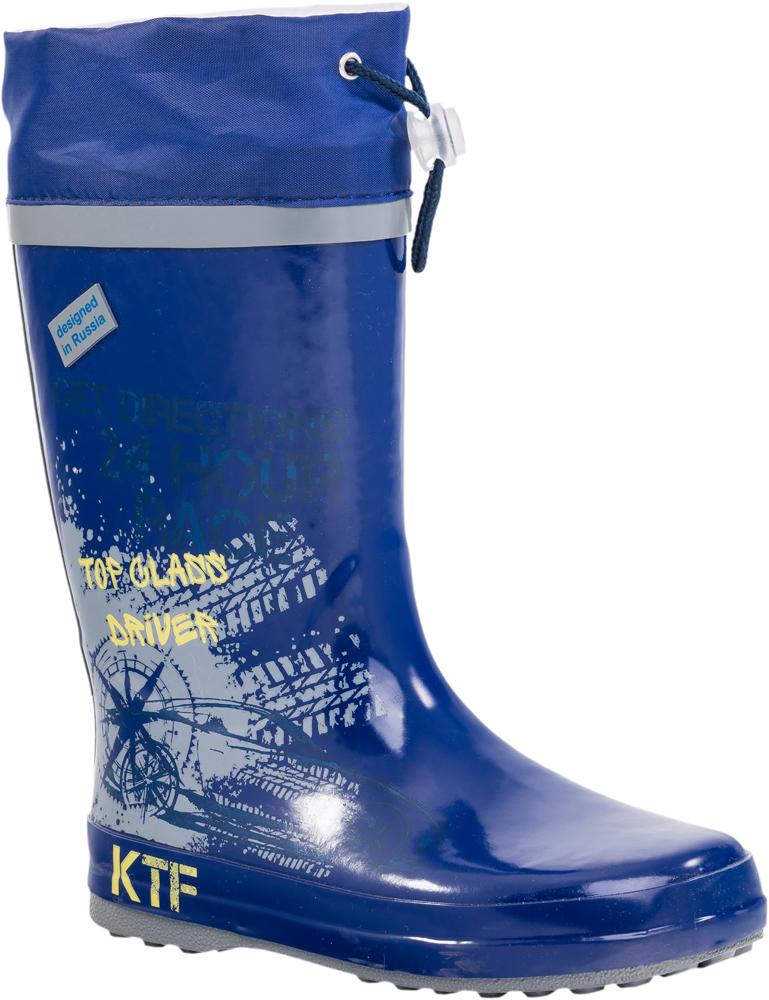 Резиновые сапоги566129-11Резиновые сапоги от Котофей - идеальная обувь в холодную дождливую погоду для вашего ребенка. Сапоги выполнены из качественной резины. Боковая сторона голенища оформлена оригинальным принтом. Подкладка и стелька из текстиля обеспечат комфорт. Текстильный верх голенища регулируется в объеме за счет шнурка со стоппером. Подошва дополнена рифлением.