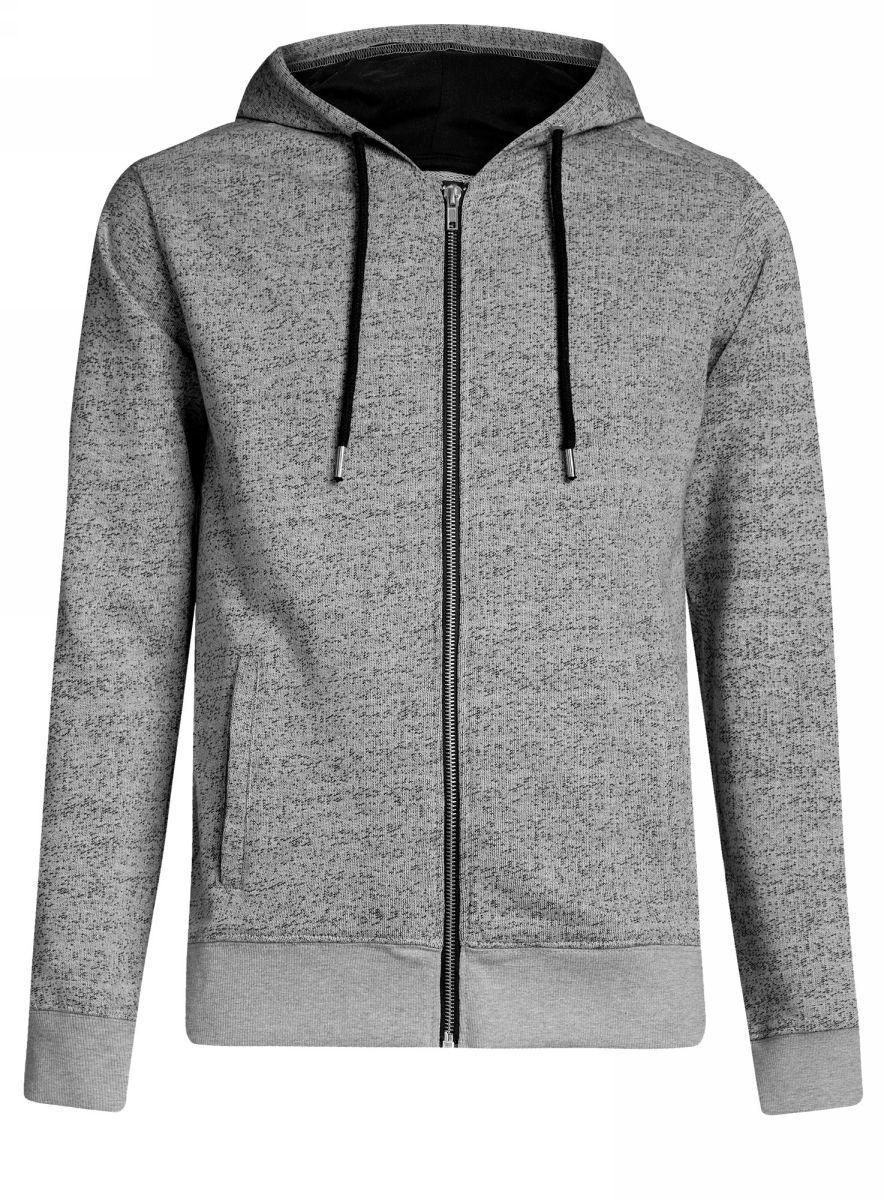 Куртка5L115011M/46295N/2300MТолстовка с карманами базовая