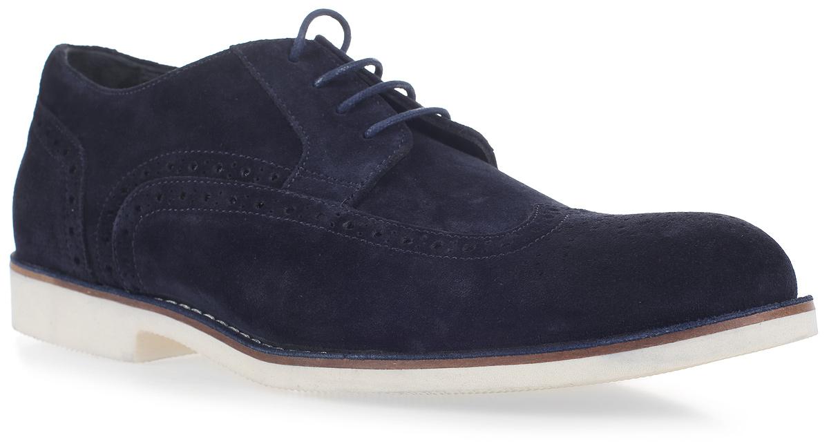 Полуботинки17M 1891/291Стильные мужские полуботинки James Franco, выполненные из замши, гарантируют удобство и комфорт вашим ногам. Модель на шнуровке оформлена декоративными швами и отстрочкой. Данная модель прекрасно сможет подчеркнуть ваш индивидуальный стиль. В такой обуви вы можете пойти куда угодно: на деловую встречу, вечеринку или на городскую экскурсию.