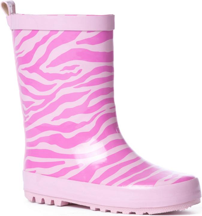 Резиновые сапоги172262Стильные сапоги на хлопковой подкладке прекрасно подойдут для прогулок в дождливую погоду. Подошва из гибкого, не скользящего материала. Рифление обеспечивает хорошее сцепление с поверхностью. Удобная пятка укреплена жестким задником. Модель плотно садится на ноге ребенка, что обеспечивает комфорт при носке.