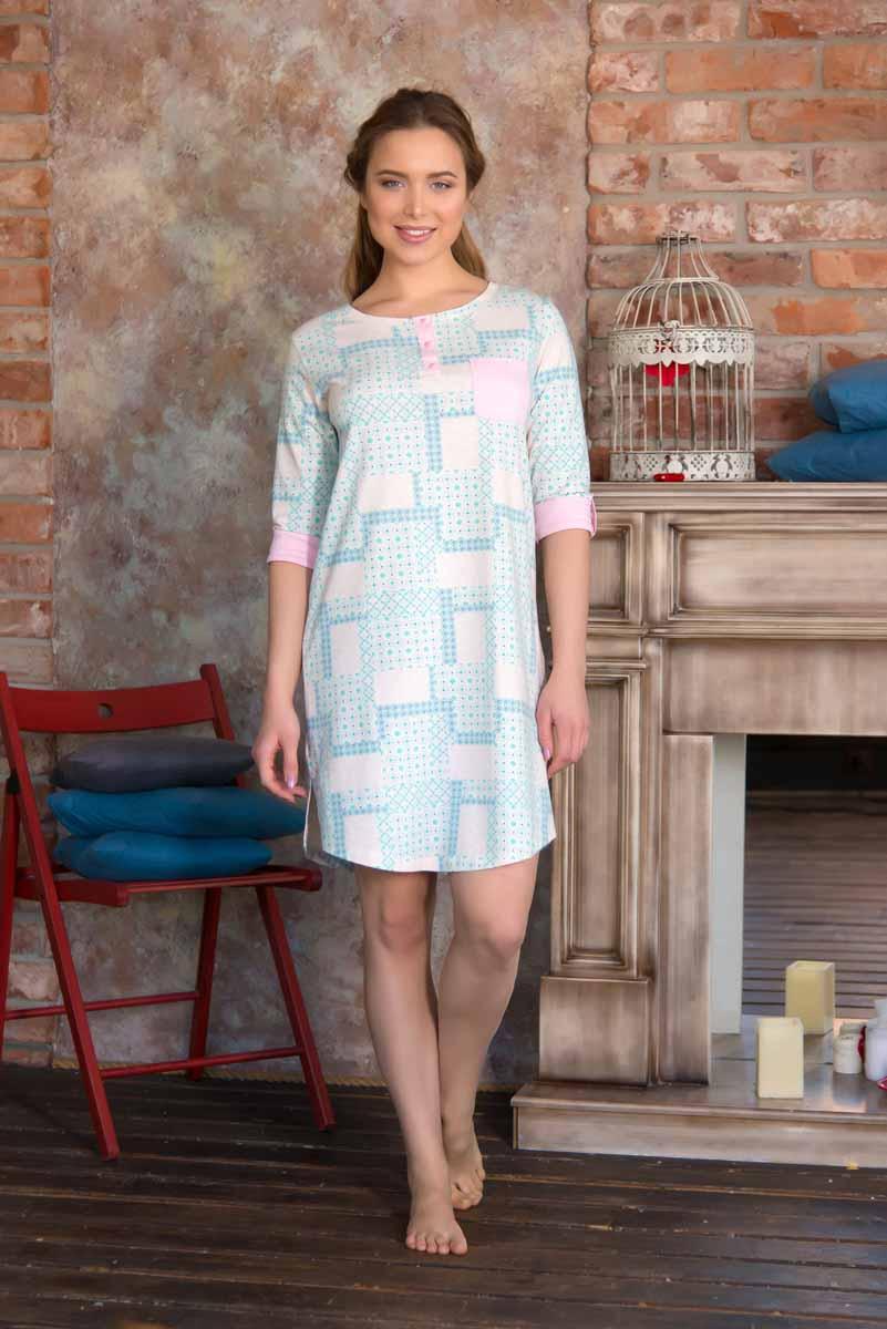 Платье домашнееAW16-MC-818