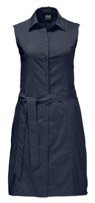 Платье1503991-1910Платье SONORA без рукавов изготовлено из очень функционального материала, который отлично отводит влагу от тела и моментально сохнет. Ну а в солнечные дни без единого облачка платье защитит Вас от УФ-лучей.