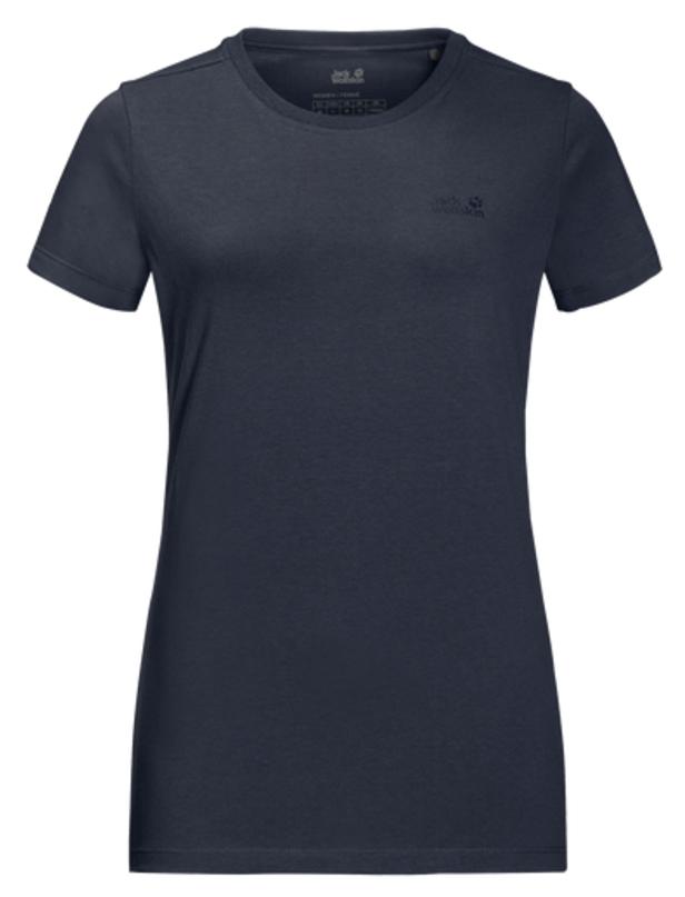 Футболка1805791-1910Классическая футболка ESSENTIAL T WOMEN должна быть в гардеробе каждой любительницы природы. Ткань - смесь полиэстера и хлопка. Она быстро сохнет, прочная и приятна к телу.
