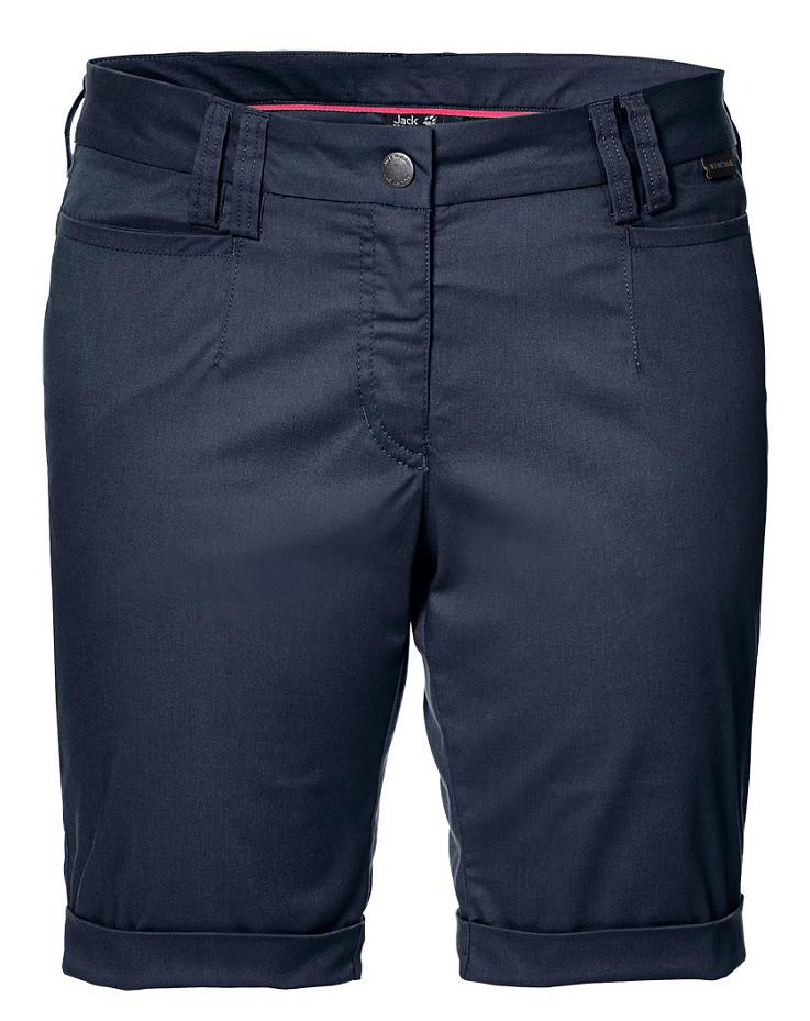 Шорты1503152-1910Шорты женские Liberty Shorts идеальны для путешествий. Ткань FUNCTION 65 STRETCH никогда вас не подведет. Слегка эластичная, она содержит органический хлопок для дополнительного комфорта. Модель застегивается на ширинку с молнией и пуговицу в поясе. На поясе предусмотрены шлевки для ремня. Шорты имеют два втачных кармана спереди и два втачных кармана сзади.