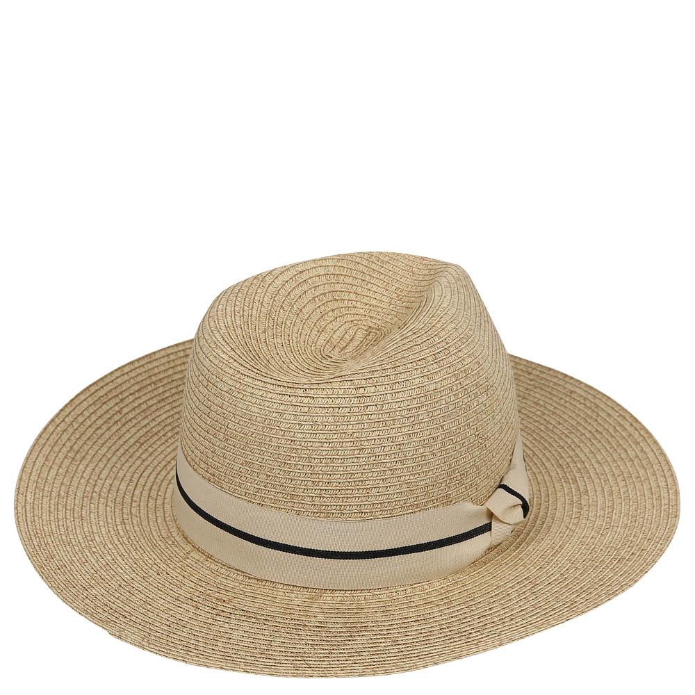ШляпаG36-3 BEIGEСтильная шляпа от Fabretti для пляжного отдыха и прогулок в солнечные дни.