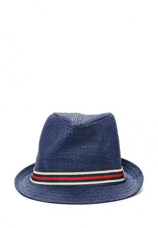 ШляпаV1-5 BLUEСтильная шляпа для пляжного отдыха и прогулок в солнечные дни.
