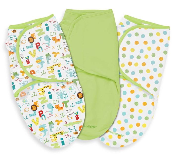 Конверт для новорожденного54000Мягко облегая, конверт не ограничивает движение ребенка, и в тоже время помогает снизить рефлекс внезапного вздрагивания, благодаря этому сон малыша и родителей будет более крепким. Регулируемые крылья для закрытия конверта сделаны таким образом, что даже самый активный ребенок не сможет распеленаться во время сна. Конверт можно открыть в области ног малыша для легкой смены подгузников - нет необходимости разворачивать детские ручки.