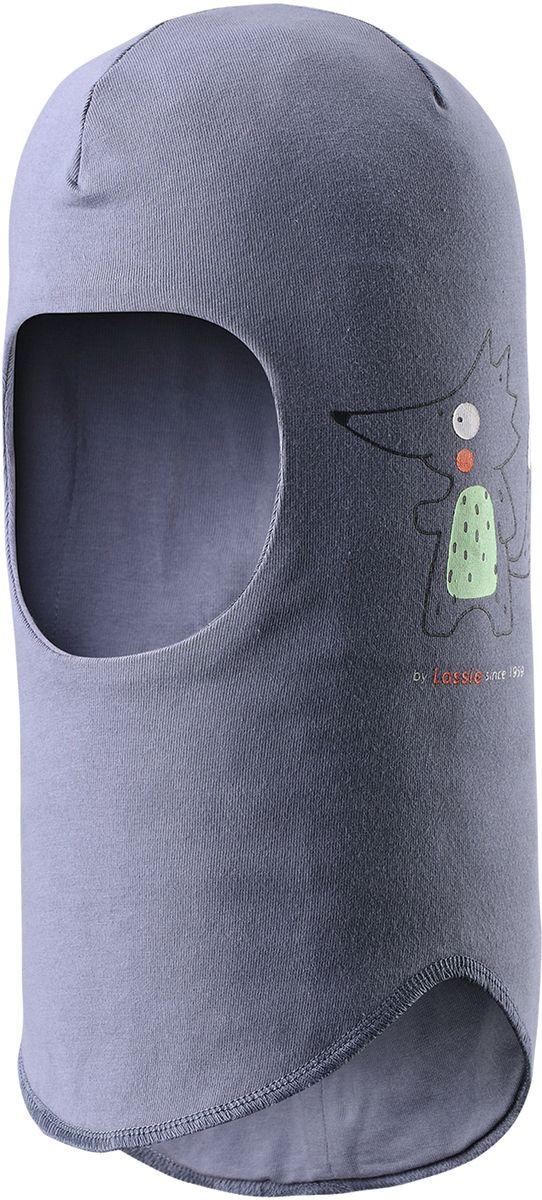 Балаклава детская7187124860Балаклава для малышей и детей постарше - эластичная и удобная. Полная подкладка из дышащего, мягкого на ощупь трикотажного материала. Эта шапка-шлем с ветронепроницаемыми вставками для ушей хорошо защищает лоб, уши и шею от холодного ветра. Имеется светоотражающая эмблема спереди.