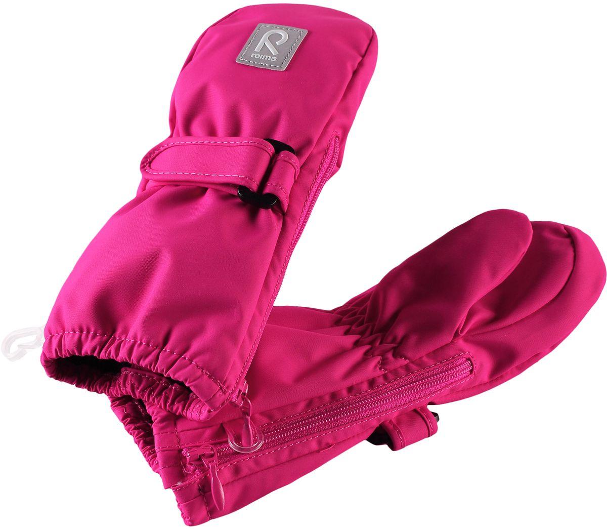 Варежки детские5171450740Эластичные, теплые и удобные варежки для активных малышей. Они защитят от брызг и небольшого дождика, так как изготовлены из водонепроницаемого материала. Благодаря застежке на молнии их невероятно легко надевать! Легкое утепление согреет в прохладную весеннюю и осеннюю погоду.